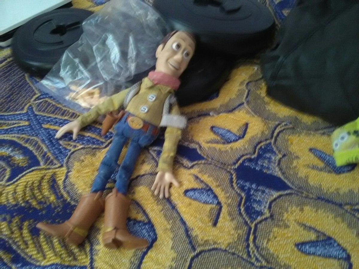 ba79d83d13649 Woody Sin Cuerda Ni Sombrero -   700.00 en Mercado Libre