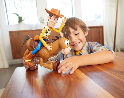 woody tiro al blanco toy story muñecos originales adventure