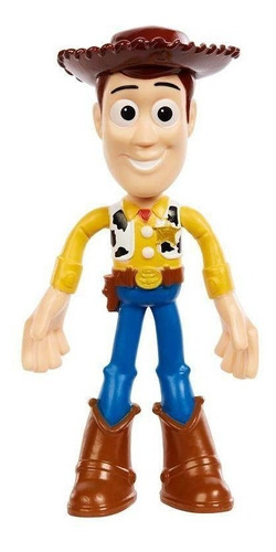 woody toy story 4 flextreme original 18 cm flexible
