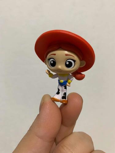 woody y buzz, colección mini figuras toy story