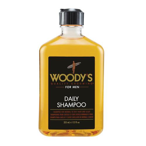 woody's shampoo uso diario 355ml - barulu