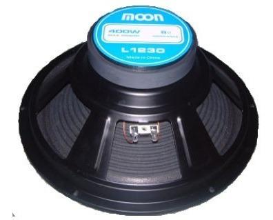 woofer 12 moon + 3 tweeters + 1 bocina  para armar bafles
