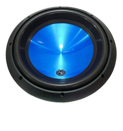 woofer bajo audiopipe txx apc 12bl 1600 watts