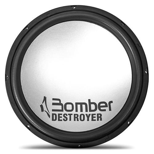 woofer destroyer bomber 15'' 800 watts d2