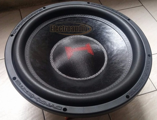 woofer dynahertz 18 h318 limited doble bobina 1400 rms power