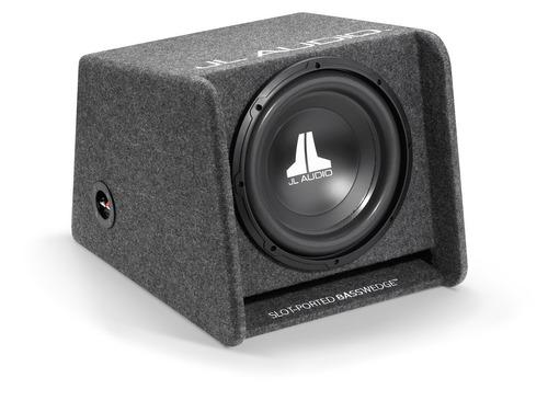 woofer jl audio cp112-w0v 12 pulgadas con cajón de mdf