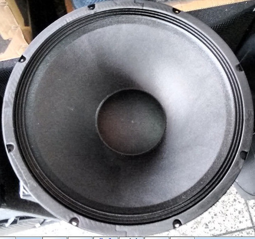 woofer marca parlante