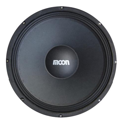 woofer moon 15 pulgadas 400 w rms  parlante bafle dj esdj