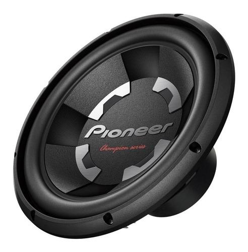 woofer pioneer 12 ts 300 d4 12 doble bobina 400 rms 1400w
