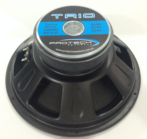 woofer protech trio 12  - 350wrms