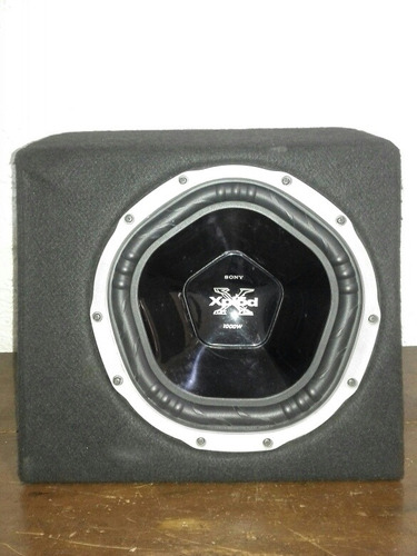 woofer sony xplod 12' - 1000w gamga perfecto estado