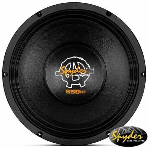 woofer spyder kaos bass 12 550w 4ohms lançamento pronta ent