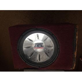 0021f335027 Woofer Mtx 9500 15 - Woofers para Autos en Mercado Libre México