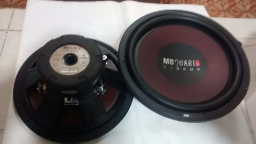 woofers mb quart 12  series discus