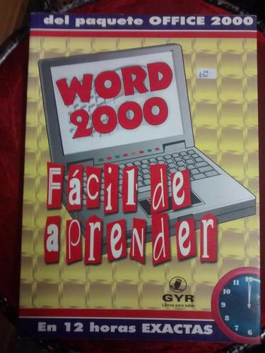 word 2000-facil de aprender
