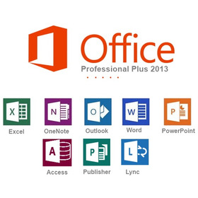 Word, Excel, Powerpoint, Etc. Mcrsft Offc 13