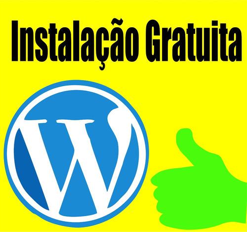 wordpress 10 template responsivos + instalação