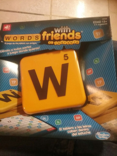 words with friends all instante