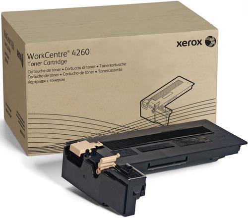 workcentre 4250 4260 xerox toner facturado no. 106r01410