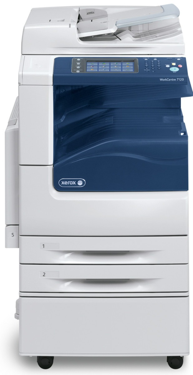 Workcentre 7120 7220 Xerox Banda Transferencia No