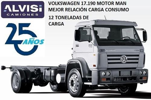 worker 17.190 carga 12 toneladas 190 hp + iva