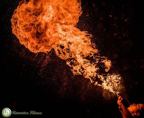 workshop a prova de fogo newronio