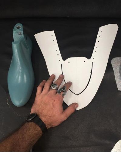 workshop calzado nivel 1