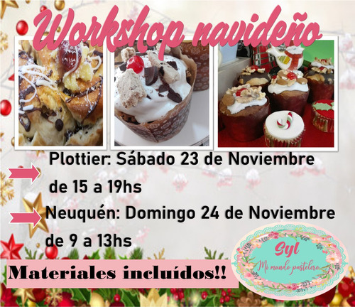 workshop navideño