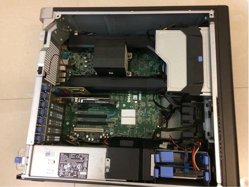 workstation dell precision t3610 e5 64gb ecc 500gb quadro