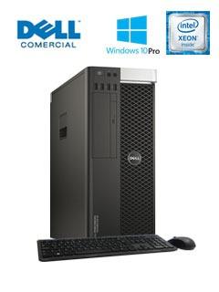 workstation dell precision t5810, intel xeon e5-1607 v3 3.10
