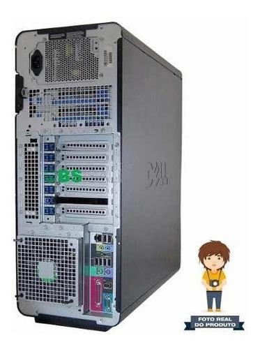 workstation dell precision t7400 xeon e5440 12 gb ssd 240gb