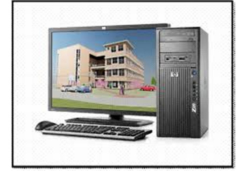 workstation hp z200 i7 870 8gb vga fx580 hd 1tb lcd22