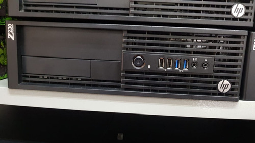 workstation hp z230 xeon e3-1245 hd 500gb 4gb memo ram com g