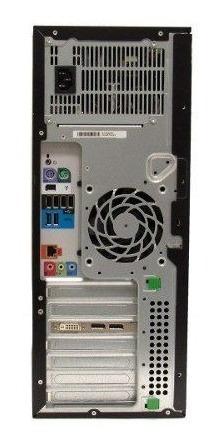 workstation hp z420 xeon e5-1650 3.20ghz 32gb ddr3 nf 500gb