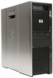 workstation hp z600 dual xeon  sixcore x5675, 24gb ram