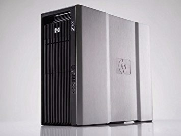 workstation hp z800 2 proc xeon sixcore 32gb + nvidia quadro