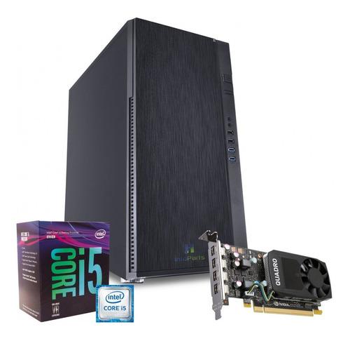 workstation  intel core i5-9400f, quadro p620, 16gb ram, 1tb