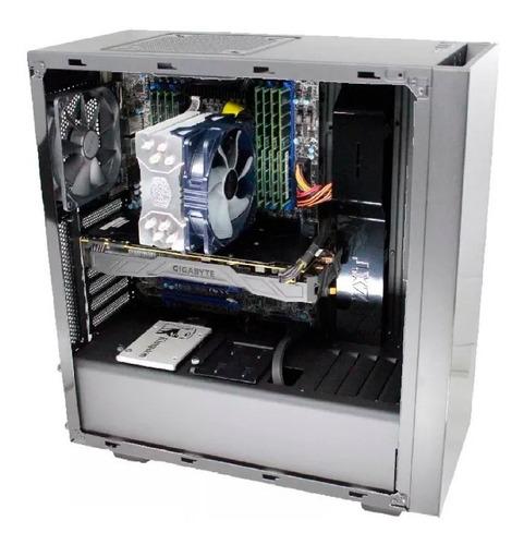 workstation xtreme xeon e52699v4 512gb ddr4, rtx2070 c/ ssd