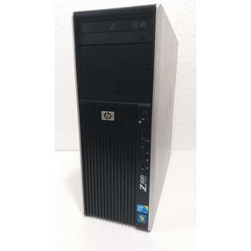 Workstation Z400, 8 Gb Ram, 500gb Hd, Xeon W3550 (3.70ghz).