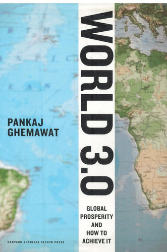 world 3.0 - pankaj ghemawat - pague com cartão