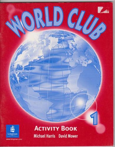 world club 1 activity book. ¡¡oferta!! nuevo