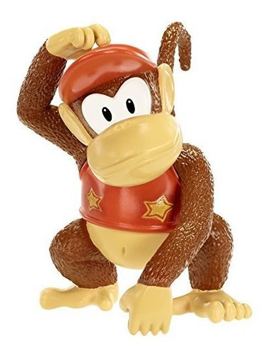 world of nintendo 3 diddy kong figure (serie 1-1)