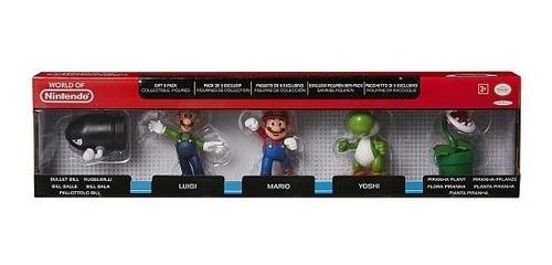 world of nintendo 5 figure variety pack gift set