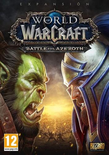 world of warcraft: battle for azeroth edicion standard