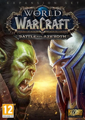 world of warcraft battle for azeroth  estreno garantizado