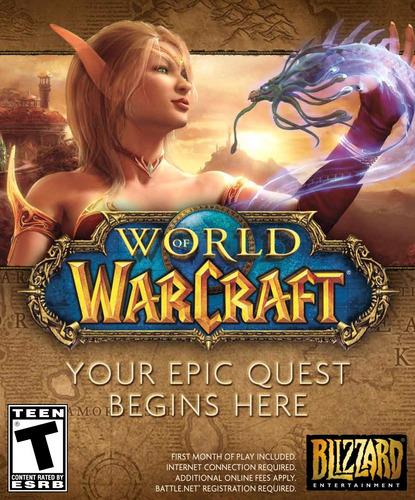 world of warcraft battlechest 30 dias