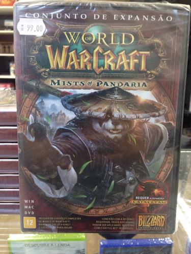world of warcraft mists of pandaria lacrado promoção !