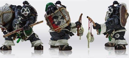 world of warcraft pandaren brewmaster deluxe figura de