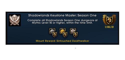 world of warcraft shadowlands dungeons