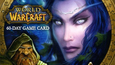 world of warcraft tarjeta prepago de 60 dias eu